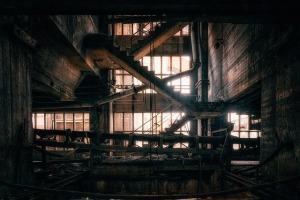 Factory Industry Hall Ruhr Area  - Tama66 / Pixabay